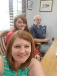 1st Time Home Buyers Kim and David with Molli Hundt, Mortgage Loan Officer