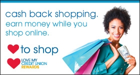 Cash back shopping