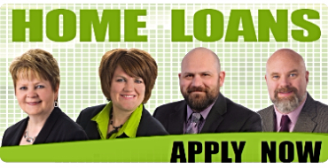 Image of Barb, Molli, Michael, and Scott. Apply Now for a Home Loan