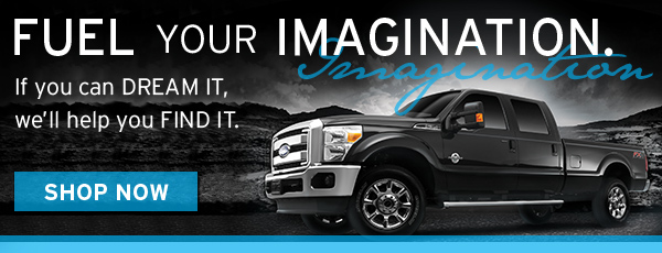 Fuel your imagination. Image of truck. If you can dream it we'll help you find it. Shop Now.